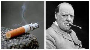 Отпушок од цигара на Черчил ќе се продава на аукција, почетна цена 1200 фунти