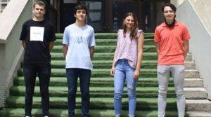 Доминација на учениците од прилепската Гимназија на државниот натпревар по географија