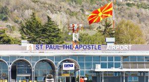 Од утре, сабота 8 мај, брзи антигенски тестови на аеродромот во Охрид
