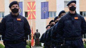 Одделот за специјални полициски операции добива нова униформа