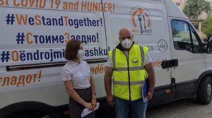 Уште една хуманитарна акција на ЦГИ во Прилеп