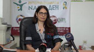 ВИДЕО – Зероска : Пандемијата не спречи да ги следиме сите хронични заболувања, вклучително и NASH