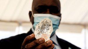 Ископан третиот најголем дијамант во светот