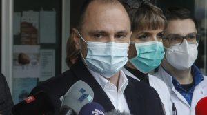 Филипче: Засега нема ученици позитивни на ковид-19