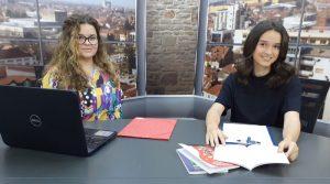 НАШЕ ВРЕМЕ- Интервју со ракометарот Давид Марковски и за ставовите на младите околу реформите во образованието