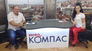 Јованоска: Горда сум што имам шанса да испишам историја за Македонија на Олимпијадата