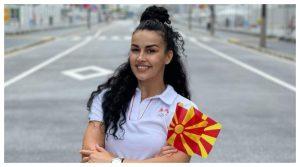 Прилепчанката каратистка Јованоска рано наутро во 3 часот ја очекува олимписко деби