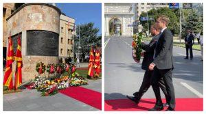 Руска амбасада: Ви го честитаме Илинден, празникот со големо историско значење за македонскиот народ