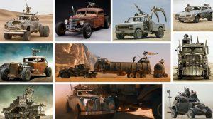 """Се продаваат 13 возила од филмот """"Mad Max"""""""