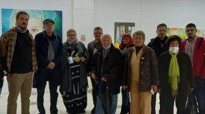 Отворена годишната изложба на ДЛУП 2021