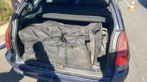 ОЈО Прилеп: Притвор за лицето кое пренесуваше дрога во вредност од околу 200.000 евра на патот Прилеп – Битола
