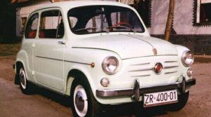"""На денешен ден во Крагуевац во 1955 година е произведено првото """"Фиќо"""""""