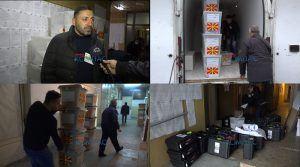 ВИДЕО- Божиноски: Денеска во Прилеп гласаат 389 болни и изнемоштени, 12 заболени од ковид и 88 лица во затворот и Домот за стари лица