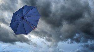 Претежно облачно време