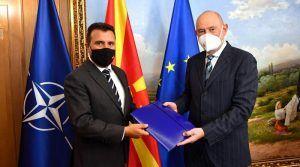 Заев: Извештајот на ЕК потврдува дека чекориме силно на европскиот пат